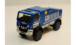 1/50 грузовик раллийный DAF 516 Dakar 1:50 редкий