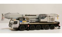 1/50 кран Liebherr Grohmann1:50 редкий 1:50, масштабная модель трактора, Conrad, scale50