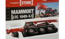1/50 кран Liebherr ltс 1045 Mammoet 1:50 редкий, масштабная модель трактора