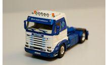 1/50 тягач Scania 3 4х2 грузовик 1:50, масштабная модель, WSI, scale50