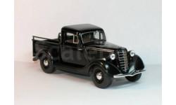 Масштабная модель ГАЗ-M415(чёрный), масштабная модель, 1:43, 1/43, Наш Автопром