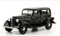 1/24 ГАЗ-11-73 Советские автомобили №32, масштабная модель, Hachette, 1:24
