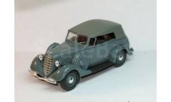ГАЗ-М 1 фаэтон с тентом(серый)