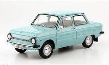Легендарные советские автомобили №52 - ЗАЗ-968М 'Запорожец', масштабная модель, Hachette, scale24