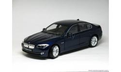 Масштабная модель BMW 535i темно-синий, масштабная модель, Welly, scale24