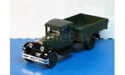 ЗиС(АМО)-3(темно-зеленый), масштабная модель, 1:43, 1/43, Наш Автопром
