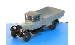 ЗиС(АМО)-2(серый), масштабная модель, 1:43, 1/43, Наш Автопром