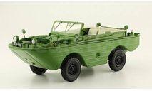 Легендарные советские автомобили №53-ГАЗ-46 'Амфибия', масштабная модель, Hachette, 1:24, 1/24