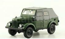 Легендарные советские автомобили ГАЗ-69А #59, масштабная модель, Hachette, scale24