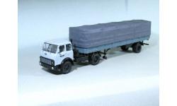МАЗ-504В-9380 1/2 серый