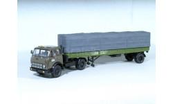 МАЗ-504В-9380 1/2 зелено-серый НАП Н787