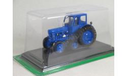 № 61 Масштабная модель трактора МТЗ-50 'Беларусь' полугусеничный  (модель + журнал № 61 ) 1/43