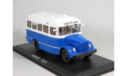 КАвЗ - 651 Classicbus, масштабная модель, 1:43, 1/43