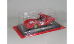 Ferrari 612 CAN AM, Ge Fabbri(модель + журнал)№63