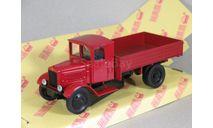 Яа-7 (красный) нап, масштабная модель, 1:43, 1/43, Наш Автопром