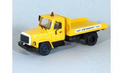 Горький-3307 'АЭРОФЛОТ' багажный, масштабная модель, 1:43, 1/43, Компаньон