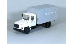1/43 Горький-3307 'ПРОДУКТЫ', масштабная модель, 1:43, Компаньон