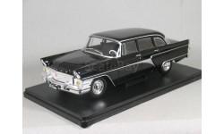 Легендарные советские автомобили #2 ГАЗ-13 ЧАЙКА, журнальная серия масштабных моделей, Hachette, scale24