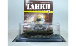 Танки. Легенды отечественной бронетехники №3 - Танк КВ (модель+журнал)