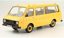 Легендарные советские автомобили #24 РАФ-22038 1/24