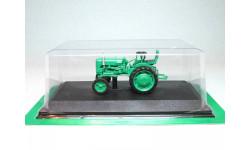 № 21 Масштабная модель трактора ХТЗ-7 (модель + журнал № 21)