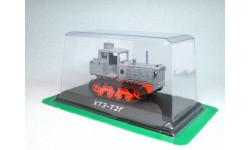 № 22 Масштабная модель трактора ХТЗ-Т2Г (модель + журнал № 22)