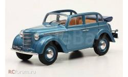 Легендарные советские автомобили #15 Москвич-400-420'