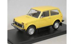 Легендарные советские автомобили #5 ВАЗ-2121 'НИВА'