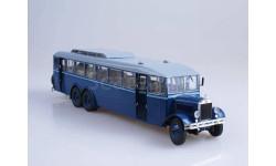 Масштабная модель автобуса ЯА-2 'Гигант'
