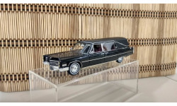 Cadillac S&S Funeral, масштабная модель, Neo Scale Models, scale43