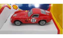 Ferrari 250 GTO Bburago Shell Collection, масштабная модель, 1:43, 1/43