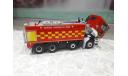 Рено Renault Kerax Пожарный Pompiers FMOGP 2008 Norev 1:43, масштабная модель, scale43
