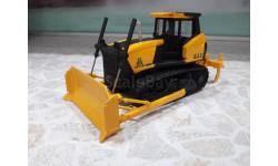 Б 11, масштабная модель трактора, ЧТЗ, ручная работа, scale43