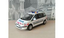 Продам Peugeot 807, масштабная модель, Bauer/Cararama/Hongwell, 1:43, 1/43