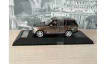 Продам 1х43 Range Rover L405 (2013), масштабная модель, Premium X, scale43