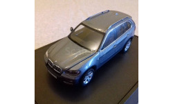 BMW X5 4.8i (E70) 2007-13 dark grey (AutoArt)