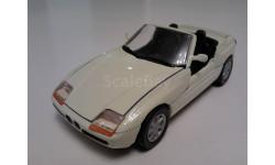 BMW Z1 1986-1991г. (Schabak), масштабная модель, scale43