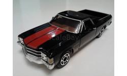 Chevrolet El Camino 1971г. (Matchbox - Super Kings), масштабная модель, 1:43, 1/43