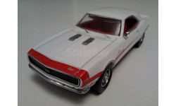 Chevrolet Camaro SS396  1968г. (Matchbox-Platinum edition)
