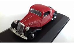 Citroen Traction 7 coupe 1935 (Nostalgie)