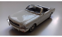 Ford Mustang  1964 1/2г. (Matchbox-Platinum edition)