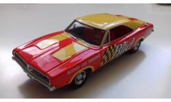Dodge Charger Budweiser 1969г. (Matchbox)