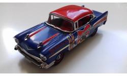 Chevrolet Belair Budweiser 1957г. (Matchbox)