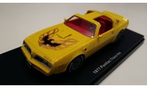 Pontiac Trans Am 1977г. (Autoworld - ERTL), масштабная модель, scale43, ERTL (Auto World)
