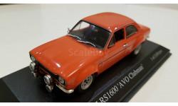 Ford Escort RS 1600 MK1 1969 Avo Clubman (Minichamps) 1/43