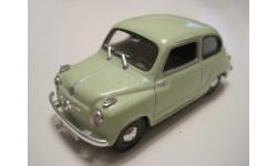 FIAT 600 1958г. (Solido)