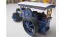 Aveling & Porter steamroad roller 1894г. (Matchbox), масштабная модель