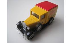 Ford model A 'Maggis' 1930г. (Matchbox)