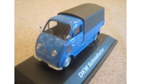 DKW Schnellaster 1949-62г.(Schuco), масштабная модель, 1:43, 1/43