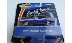 Dodge Challenger R/T  1971г. (Matchbox-Barrett Jackson), масштабная модель, 1:43, 1/43